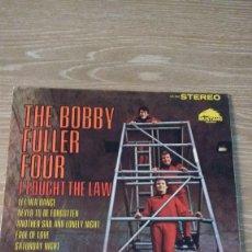 Discos de vinilo: ALBUM DE LA BANDA NORTEAMERICANA DE ROCK & ROLL THE BOBBY FULLER FOUR, EDITADO EN USA EN EL AÑO 1966. Lote 129962323