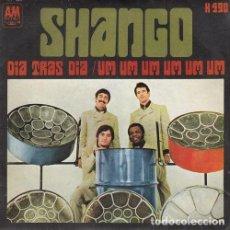 Discos de vinilo: SHANGO - DAY AFTER DAY - SINGLE ESPAÑOL DE VINILO FUNK SOUL CALYPSO. Lote 129965607