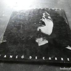 Discos de vinilo: LP CANÇO CATALANA RAMON MUNTANER CANCÓ DE CARRER 1975 ESTADO CORRECTO. Lote 129978195