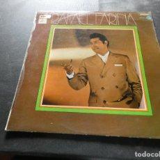 Discos de vinilo: LP RARAEL FARINA LP SERIE AZUL 1975 BUEN ESTADO PORTADA A REPEGAR. Lote 129978691