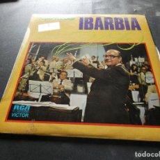 Discos de vinilo: LP RAFAEL IBARBIA DIRECTOR ORQUESTA TVE- MUY BUEN ESTADO ESPECTACULAR . Lote 129978799