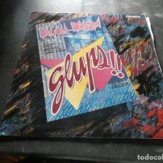 Discos de vinilo: DAGOLL DAGOM! GLUPS! AÑO 1984 BUEN ESTADO. Lote 129979855