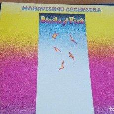 Discos de vinilo: MAHAVISHNU ORCHESTRA BIRDS OF FIRE LP SPAIN. Lote 129980899