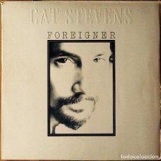Discos de vinilo: CAT STEVENS : FOREIGNER [ESP 1973] LP. Lote 129988055