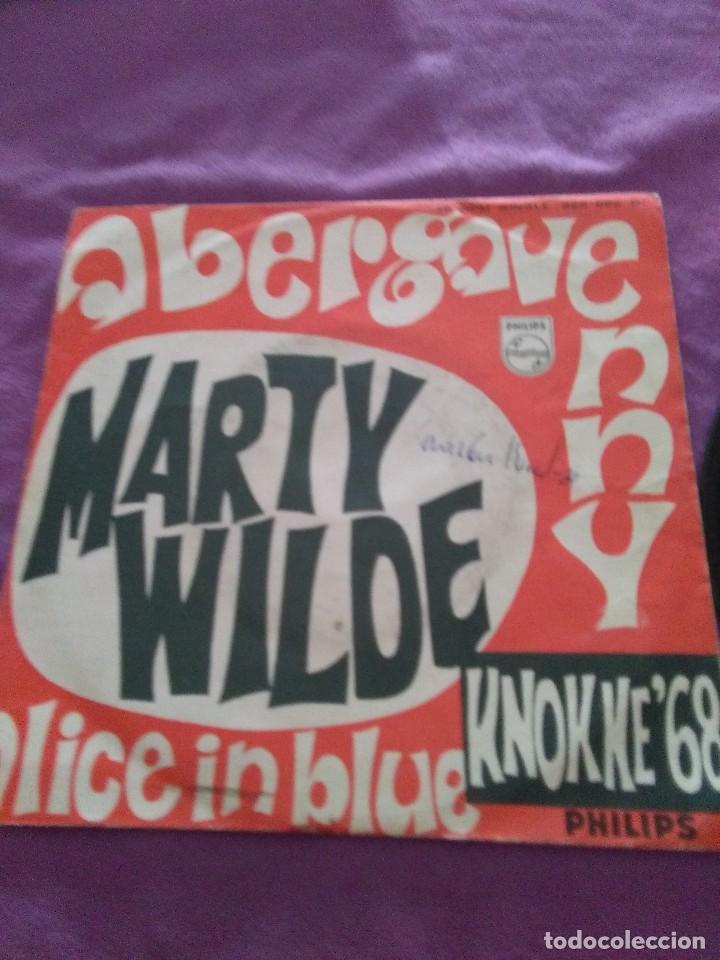 ABERGAVENNY MARTY WILDE ALICE IN BLUE KNOKKE 68 PROMO, usado segunda mano