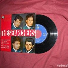 Discos de vinilo: THE SEARCHERS / QUE HAN HECHO A LA LLUVIA // EP / PYE ESP. Lote 129996315