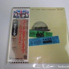 Discos de vinilo: VINILO EDICIÓN JAPONESA DE THE BEATLES - BEATLES AT THE HOLLYWOOD BOOL. Lote 129997319