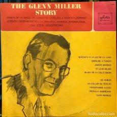 Discos de vinilo: LP ARGENTINO BSO THE GLENN MILLER STORY AÑO 1967. Lote 130011199
