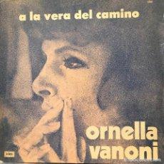 Discos de vinilo: LP ARGENTINO DE ORNELLA VANONI AÑO 1970 CANTADO EN ITALIANO. Lote 130011455