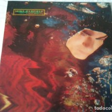 Discos de vinilo: 43-LP MIKE OLDFIELD, EARTH MOVING, 1989. Lote 130016803