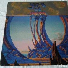 Discos de vinilo: 29-LP YES , UNION, 1991. Lote 130016967