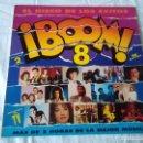 Discos de vinilo: 41-LP DOBLE, BOOM 8, EL DISCO DE LOS EXITOS, 1992. Lote 130018435