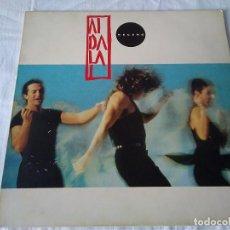 Discos de vinilo: 35-LP MECANO, ALDALAI, 1991. Lote 130018591
