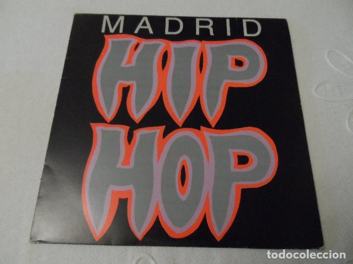 VARIOUS - MADRID HIP HOP (Música - Discos - LP Vinilo - Rap / Hip Hop)