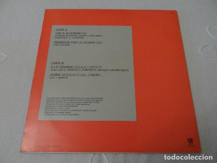 Discos de vinilo: Various - Madrid Hip Hop - Foto 2 - 130024911