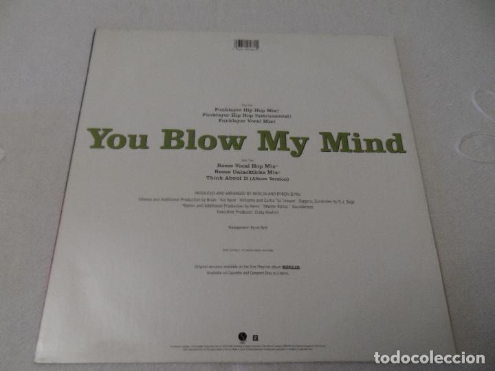 Discos de vinilo: MERLIN - YOU BLOWN MY MIND - Foto 2 - 130025059