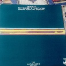 Discos de vinilo: THE ALAN PARSONS PROJECT ?– TALES OF MYSTERY AND IMAGINATION. Lote 130029707