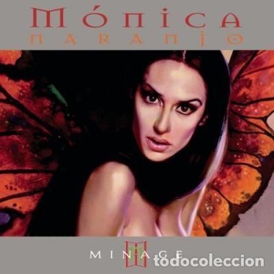 MÓNICA NARANJO - MINAGE - DISCO DE VINILO NUEVO Y PRECINTADO (Música - Discos de Vinilo - EPs - Grupos Españoles de los 90 a la actualidad)