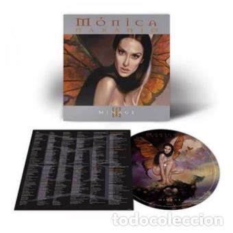Discos de vinilo: MÓNICA NARANJO - Minage - Disco de Vinilo nuevo y precintado - Foto 2 - 130037227