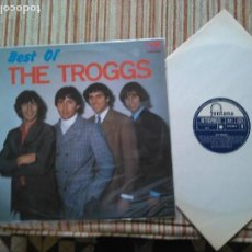 Discos de vinilo: BEST OF THE TROGGS LP. Lote 130042703