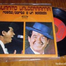 Discos de vinilo: JUANITO VALDERRAMA - PEDIDO MINIMO 6 EUROS. Lote 130044399