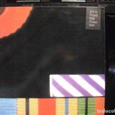 Discos de vinilo: PINK FLOYD THE FINAL CUT LP SPAIN 1983 PEPETO TOP. Lote 130053039