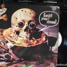 Discos de vinilo: PACIFIC SOUND FORGET YOUR DREAM LP BELGICA 1997 PEPETO TOP. Lote 130054307
