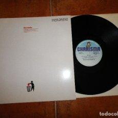 Discos de vinilo: GENESIS THROWING IT ALL AWAY (LIVE VERSION) MAXI SINGLE VINILO 1987 ESPAÑA HUGH PADGHAM PHIL COLLINS. Lote 130055428