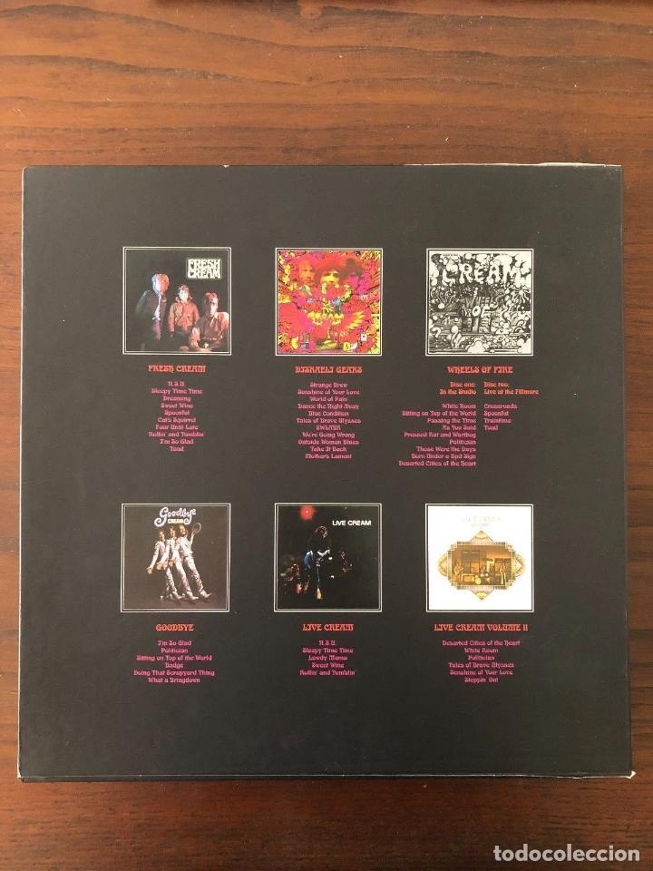 Discos de vinilo: Cream ?– 1966 - 1972 Vinyl Set Label: Polydor ?– 0600753548417, Polydor - Foto 2 - 130058423