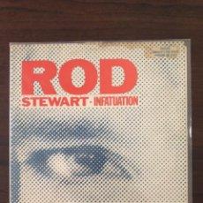 Discos de vinilo: ROD STEWART ?– INFATUATION LABEL: WARNER BROS. RECORDS ?– MB 92 0223-0. Lote 130059271