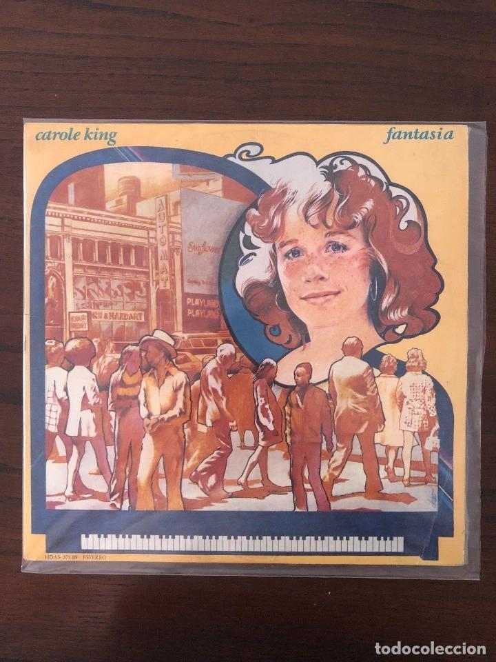 CAROLE KING ?– FANTASY LABEL: A&M RECORDS ?– HDAS 371-89 FORMAT: VINYL, LP (Música - Discos - LP Vinilo - Rock & Roll)