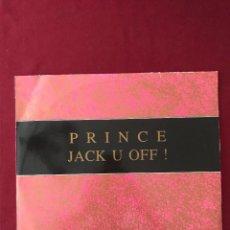 Discos de vinilo: PRINCE ?– JACK U OFF ! LABEL: THE SWINGIN' PIG ?– TSP 069-2 FORMAT: 2 × VINYL. Lote 130061195