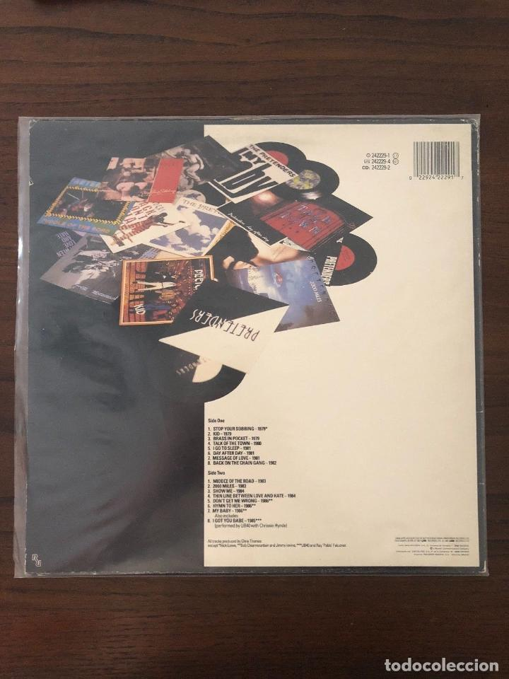 Discos de vinilo: Pretenders ?– The Singles Label: Real Records (2) ?– 242229-1 Format: Vinyl, LP - Foto 2 - 130061847