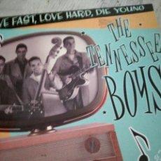 Discos de vinilo: TENNESSE BOYS ROCKABILLY LP. Lote 130082927