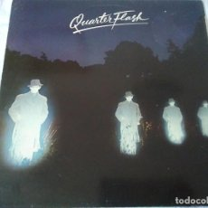 Discos de vinilo: 55-LP QUARTER FLASH, 1986. Lote 130096579