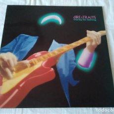 Discos de vinilo: 50-LP DIRE STRAITS, MONEY FOR NOTHING, 1988. Lote 130096719