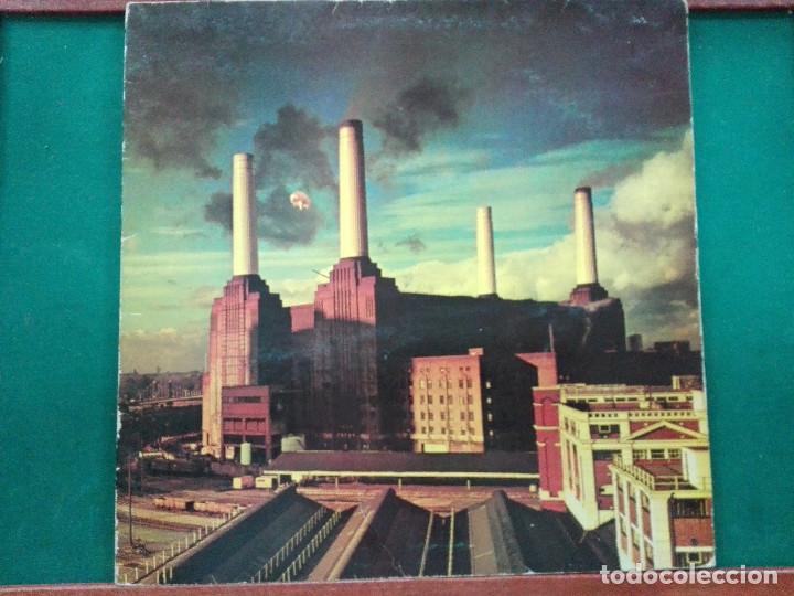 Fabrica Vinilos Espaa.Pink Floyd Animals 1ª Edicion 1977 Fabrica Vendido En