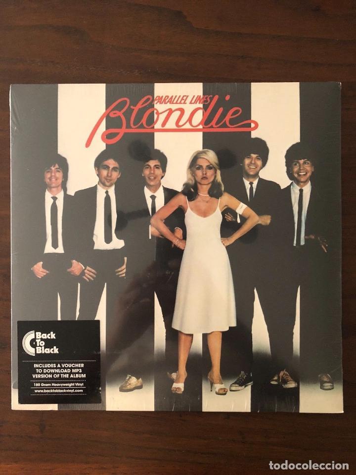 BLONDIE ?– PARALLEL LINES - LABEL: CHRYSALIS ?– 5355034, CHRYSALIS (Música - Discos - LP Vinilo - Rock & Roll)