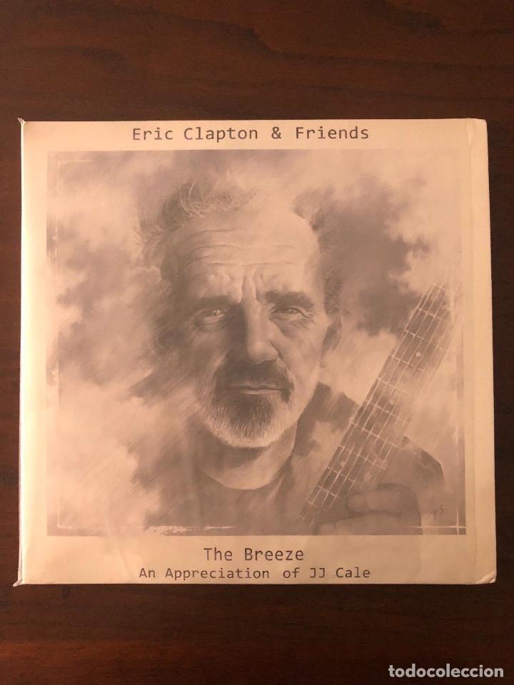 ERIC CLAPTON & FRIENDS ?– THE BREEZE AN APPRECIATION OF JJ CALE - 4 LPS - RARE (Música - Discos - LP Vinilo - Rock & Roll)