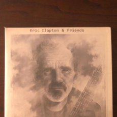 Discos de vinilo: ERIC CLAPTON & FRIENDS ?– THE BREEZE AN APPRECIATION OF JJ CALE - 4 LPS - RARE. Lote 130106943