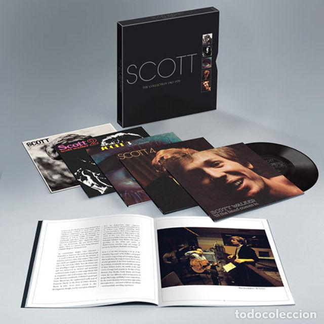 Discos de vinilo: Scott Walker ?– Scott (The Collection 1967-1970) Label: Mercury ?– SWLP196770 - Foto 2 - 130106975