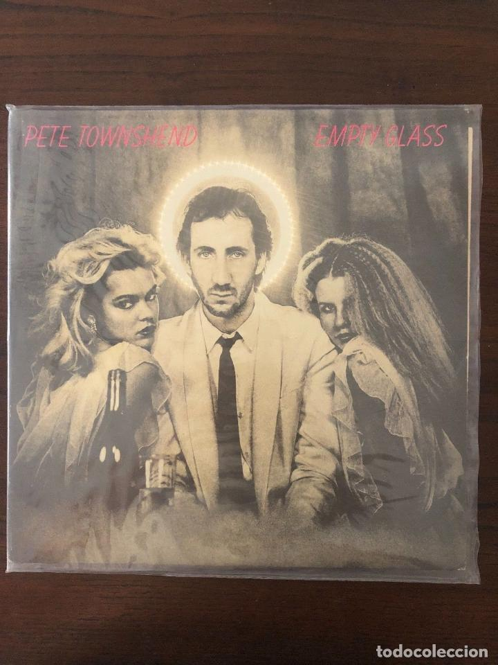 PETE TOWNSHEND ?– EMPTY GLASS LABEL: ATCO RECORDS ?– SD 32-100 FORMAT: VINYL, LP (Música - Discos - LP Vinilo - Rock & Roll)