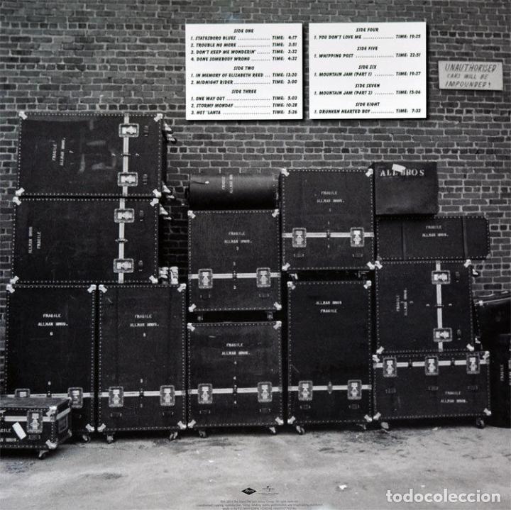 Discos de vinilo: The Allman Brothers Band ?– The 1971 Fillmore East Recordings Label: Mercury - Foto 2 - 130108491
