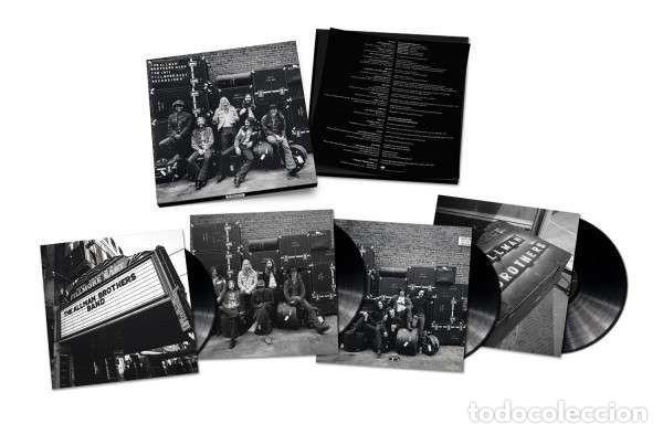 Discos de vinilo: The Allman Brothers Band ?– The 1971 Fillmore East Recordings Label: Mercury - Foto 3 - 130108491