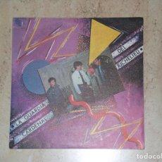 Discos de vinilo: LA GUARDIA DEL CARDENAL RICHELIEU-LAS MIL Y UNA NOCHE + TELEVISION SINGLE VINILO MUY RARO 1983. Lote 130116107