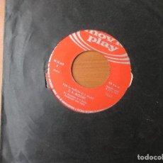 Discos de vinilo: J. E. MOCHI POR LA MAÑANA/ MARIPOSA MOVIEPLAY 1970 . Lote 130132515