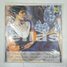 Discos de vinilo: ELLAS. WHINTEY HOUSTON. GLORIA ESTEFAN. NATALIE COLE. SHIRLEY BASSEY... VARIOS ARTISTAS. TDKLP. Lote 130166851