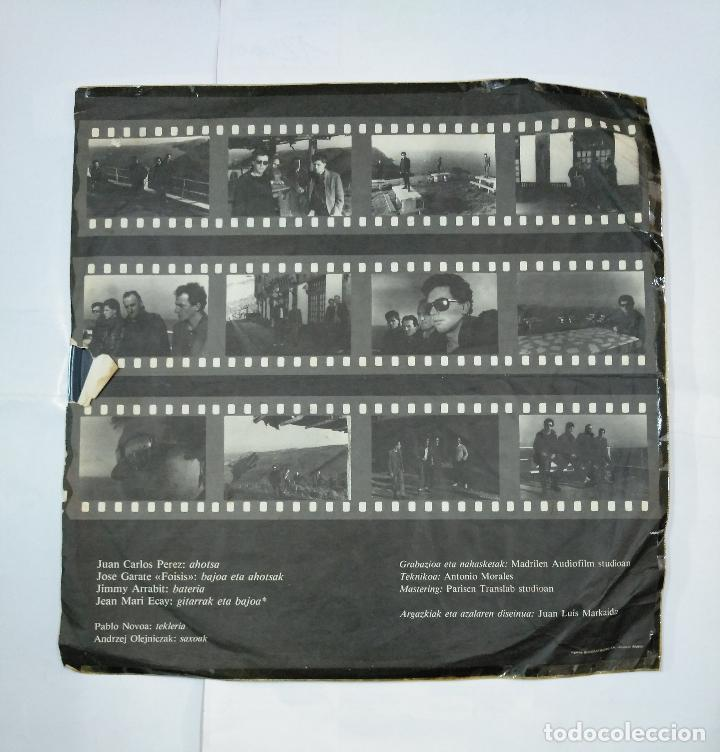 ITOIZ - ESPALOIAN. LP. TDKDA18 (Música - Discos - LP Vinilo - Punk - Hard Core)