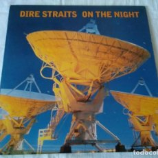 Discos de vinilo: 64-LP DOBLE DIRE STRAITS, ON THE NIGHT, 1993. Lote 130177227