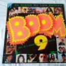 Discos de vinilo: 36-DOBLE LP BOOM 9, EL DISCO DE LOS EXITOS, 1992. Lote 130177403
